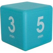 DTX35 - Blue 7 Minute Preset Timer Cube in Timers