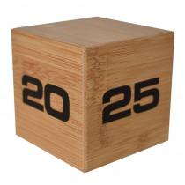 Bamboo TimeCube 5-10-20-25 Minute Preset Timer - DTXDFW225 | Teledex Inc | Timers