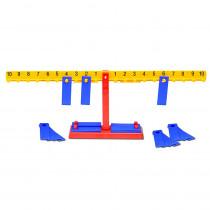 EI-1070 - Number Balance W/ 20 Balance Gr K-3 Weights in Measurement