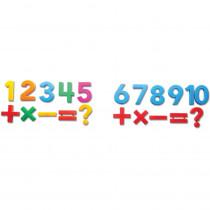 EI-1686 - Mathmagnets Jumbo 42/Pk 2-1/2 Multicolored in Numeration