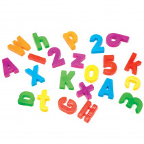 EI-1780 - Magnetic Alphabet & Numbers 99 Pcs 99 Pieces in Magnetic Letters