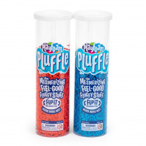 Playfoam Pluffle Red & Blue 2-Pack - EI-1941A | Learning Resources | Foam