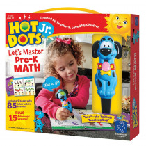 EI-2372 - Hot Dots Jr Lets Master Math Gr Pk in Hot Dots