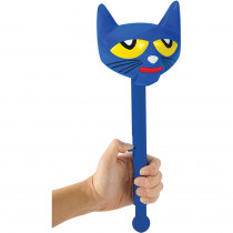 EI-2460 - Pete The Cat Puppet On A Stick in Puppets & Puppet Theaters
