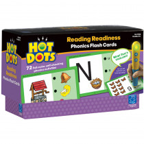EI-2780 - Hot Dots Phonics Program Set 1 Readiness in Hot Dots