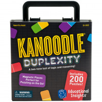 EI-3022 - Kanoodle Duplexity in Puzzles