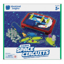 Design & Drill TECH Space Circuits - EI-4176 | Learning Resources | Toys
