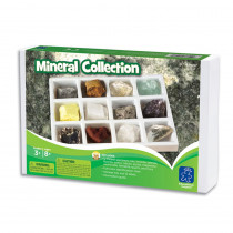 GeoSafari Mineral Collection, Set of 12 - EI-5207 | Learning Resources | Earth Science