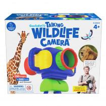 GeoSafari Jr. Talking Wildlife Camera - EI-8808 | Learning Resources | Animal Studies