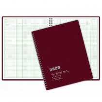 ELNR1010 - Class Record Book 9-10 Wk 50 Names in Plan & Record Books