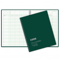 ELNR6080 - Class Record Book 6-8 Wk 36 Names in Plan & Record Books