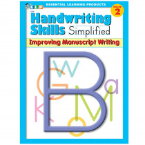 ELP0226 - Handwriting Skills Simplified Improving in Handwriting Skills