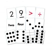 ELP626632 - Essential Number Cards Gr K-2 110 Cards in Flash Cards