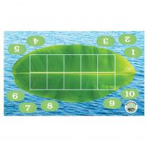 ELP626673 - Froggy Ten-Frame Floor Mat in Base Ten