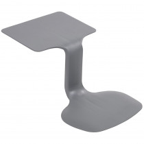 The Surf, Portable Work Surface, Grey - ELR15810GY | Ecr4kids, L.P. | Desks
