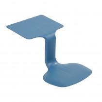 The Surf, Portable Work Surface, Peacock Blue - ELR15810PE | Ecr4kids, L.P. | Desks