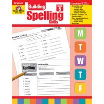 EMC2709 - Building Spelling Skills Gr 5 in Spelling Skills