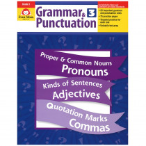 EMC2713 - Grammar & Punctuation Gr 3 in Grammar Skills