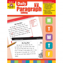 EMC2725 - Daily Paragraph Editing Gr 2 in Editing Skills