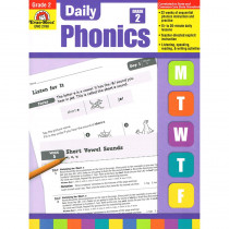 EMC2788 - Daily Phonics Practice Gr 2 in Phonics