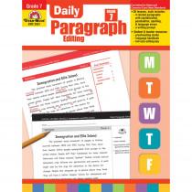 EMC2837 - Daily Paragraph Editing Gr 7 in Editing Skills