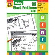 EMC3002 - Daily Word Problems Gr 2 in Word Skills