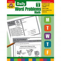 EMC3003 - Daily Word Problems Gr 3 in Word Skills