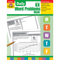 EMC3005 - Daily Word Problems Gr 5 in Word Skills
