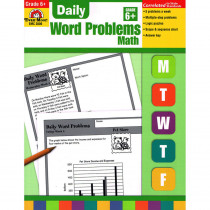 EMC3006 - Daily Word Problems Gr 6 in Word Skills
