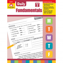 EMC3242 - Daily Fundamentals Gr 2 in Cross-curriculum Resources