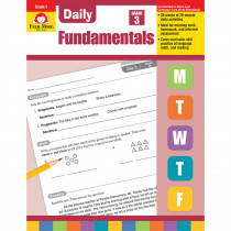 EMC3243 - Daily Fundamentals Gr 3 in Cross-curriculum Resources