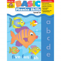 EMC3318 - Basic Phonics Skills Level A in Phonics