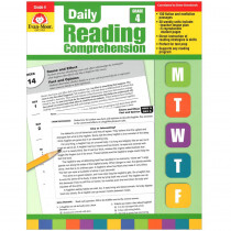 EMC3454 - Daily Reading Comprehension Gr 4 in Comprehension