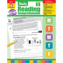 EMC3613 - Daily Reading Comprehension Gr 3 in Comprehension