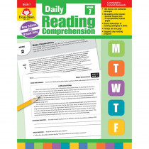EMC3617 - Daily Reading Comprehension Gr 7 in Comprehension