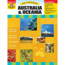 EMC3733 - 7 Continents Australia And Oceania in Geography
