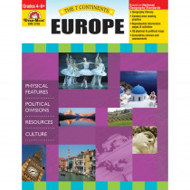 EMC3735 - 7 Continents Europe in Geography