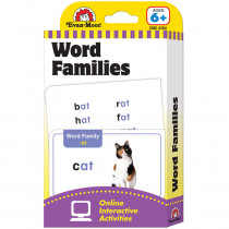 EMC4164 - Flashcard Set Word Families in Word Skills