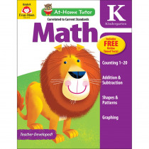 EMC4174 - Home Tutor Math Gr K Counting 1-10 in Math