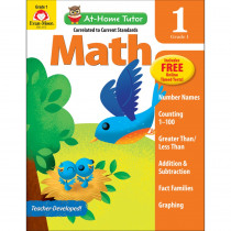 EMC4175 - Home Tutor Math Gr 1 Addition Fact 11-18 in Math