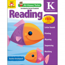 EMC4178 - Home Tutor Reading Gr K Vowel Sounds in Language Arts