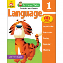 EMC4179 - Home Tutor Language Gr 1 Sight Words in Language Arts