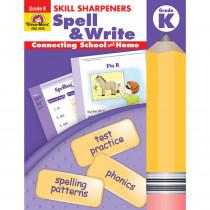EMC4536 - Spell & Write Kindergarten in Spelling Skills
