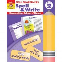 EMC4538 - Spell & Write Gr 2 in Spelling Skills