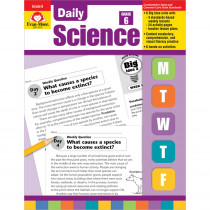 EMC5016 - Daily Science Gr 6 in Activity Books & Kits