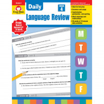 EMC582 - Daily Language Review Gr 4 in Language Skills