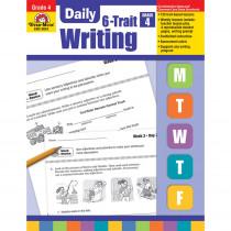 EMC6024 - Daily 6 Trait Writing Gr 4 in Writing Skills
