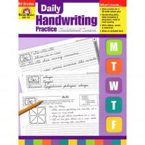 EMC791 - Daily Handwriting Trad. Cursive in Handwriting Skills
