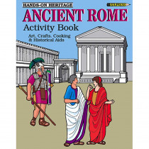 EP-032 - Activity Book Ancient Rome Gr 2-6 in History