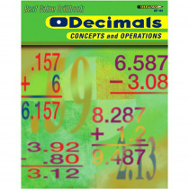 EP-161 - Decimals Concepts & Operations in Fractions & Decimals